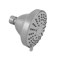 "Jaclo S165-PCH 4"" Showerall 6"" Function Showerhead with JX7 Technology (Polished Chrome)"
